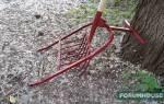 Чем копать огород вместо лопаты