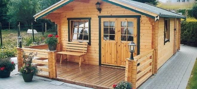 Чем лучше обшить дачный домик снаружи