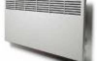 Электрические конвекторы отопления для дачи настенные экономичные