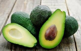Как понять что авокадо спелый