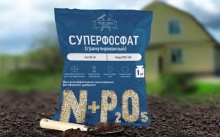 Фосфорные удобрения их значение и применение