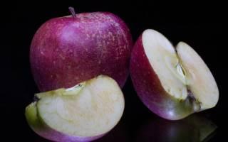 Что делать чтобы яблоки не темнели