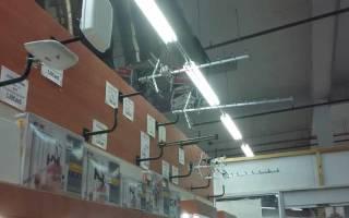 Как правильно установить антенну на даче
