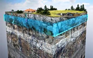 Установка септика при высоком уровне грунтовых вод