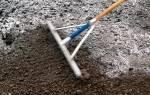 Как известковать почву осенью