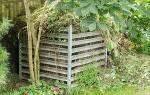 Как сделать компостную яму на даче