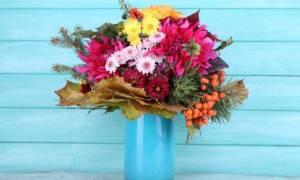 Цветы которые долго стоят без воды